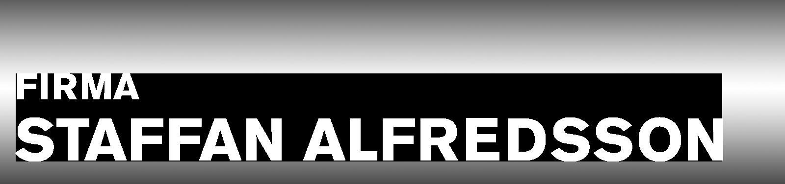 Staffan Alfredsson